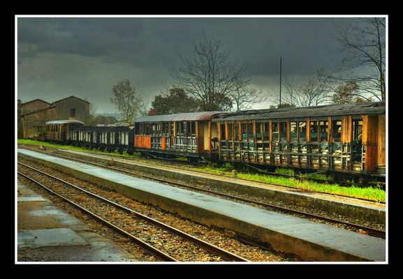 il treno fantasma