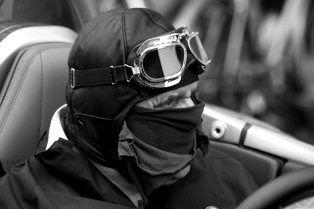 Il tuareg della strada