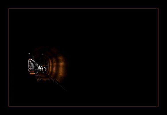 Il tunnel della metro