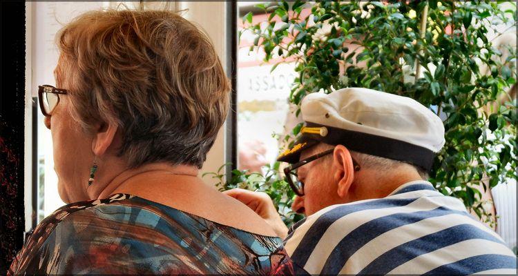 Il vecchio marinaio e loro moglie