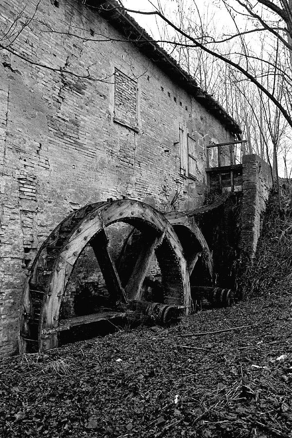 Il vecchio mulino