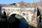 il vecchio Ponte Rotto