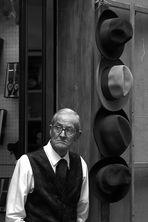 Il venditore di cappelli