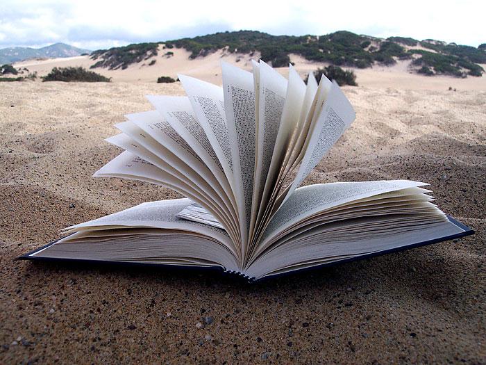 .....il vento non sa leggere.....