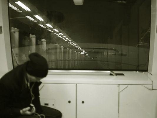 Il ventre di Parigi - 14 Metro automatico