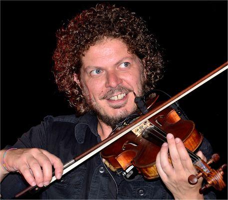 Il violinista.