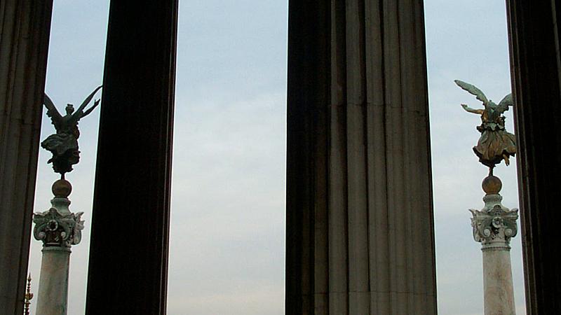 Il Vittoriano-Altare della Patria Roma