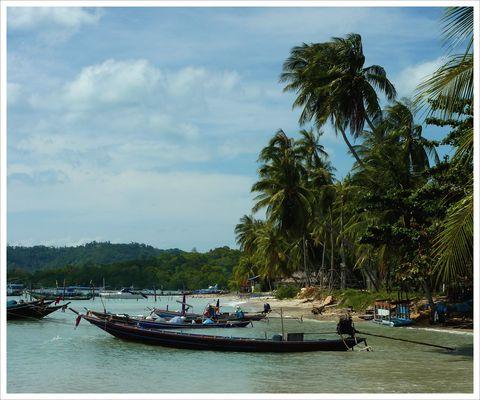 Ile de Koh Samui (Thailande)
