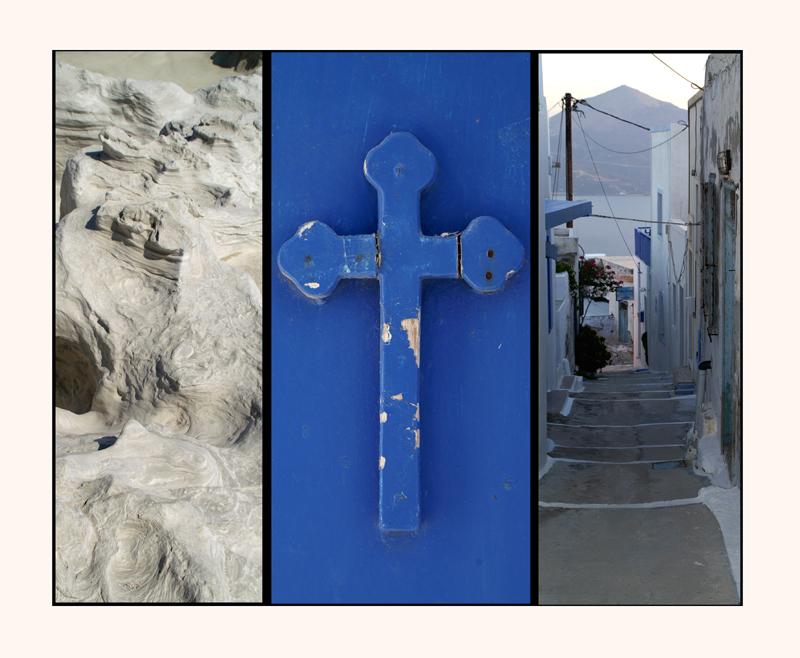 Ile de Milos, Cyclades, Grèce