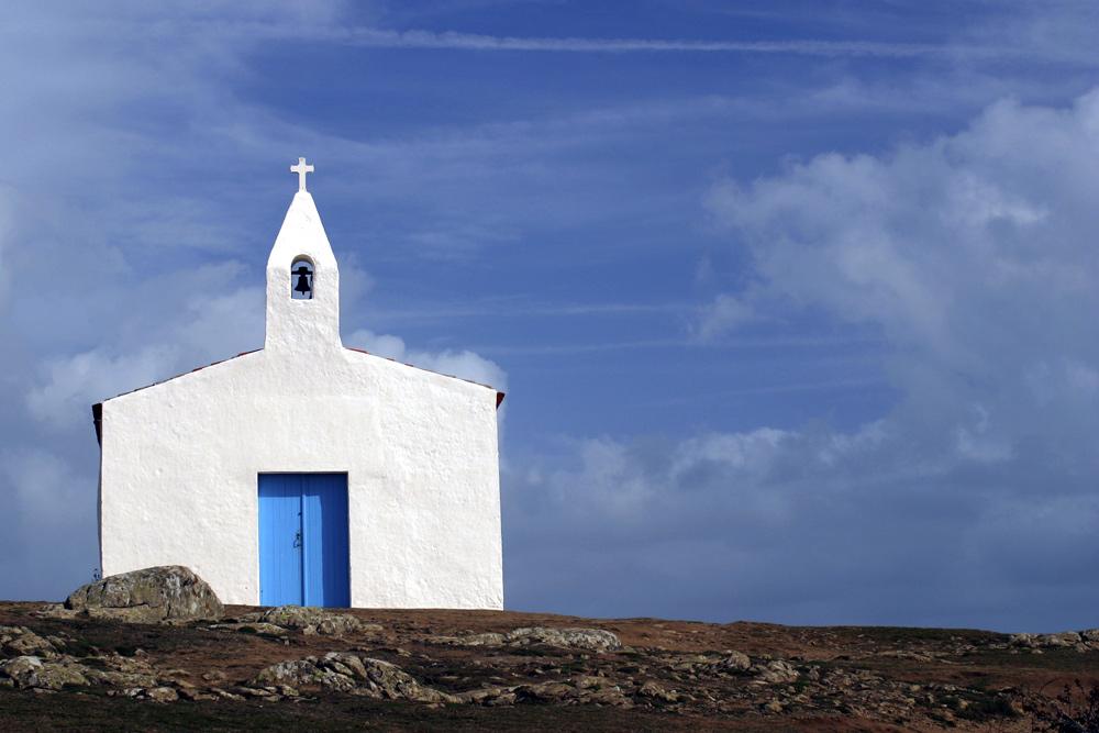 Ile d'Yeu : La petite Chapelle de la Meule