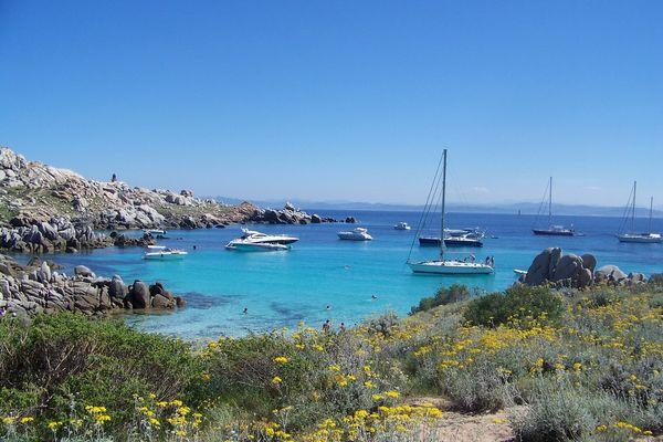 Ile Lavezzi - Corse