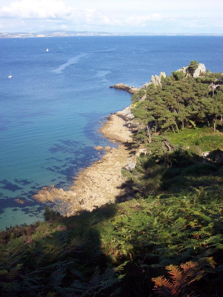 Ile vierge 1 - côte bretonne