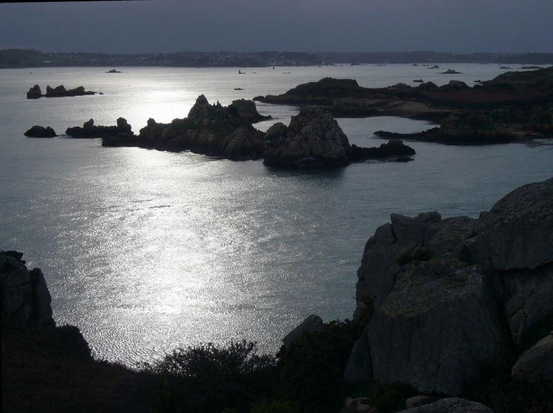 iles de Brehat,pointe sud