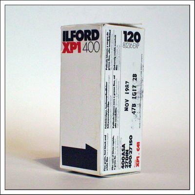 ILFORD XP1