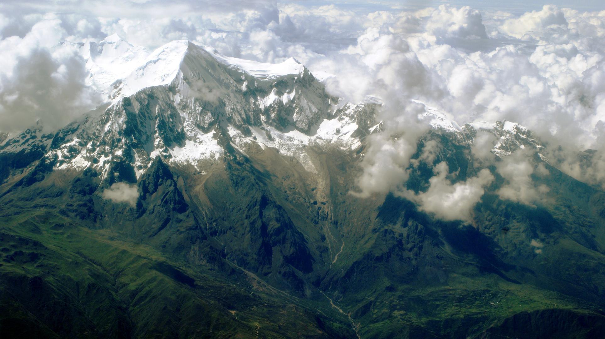 Illimani-La Paz- Bolivia