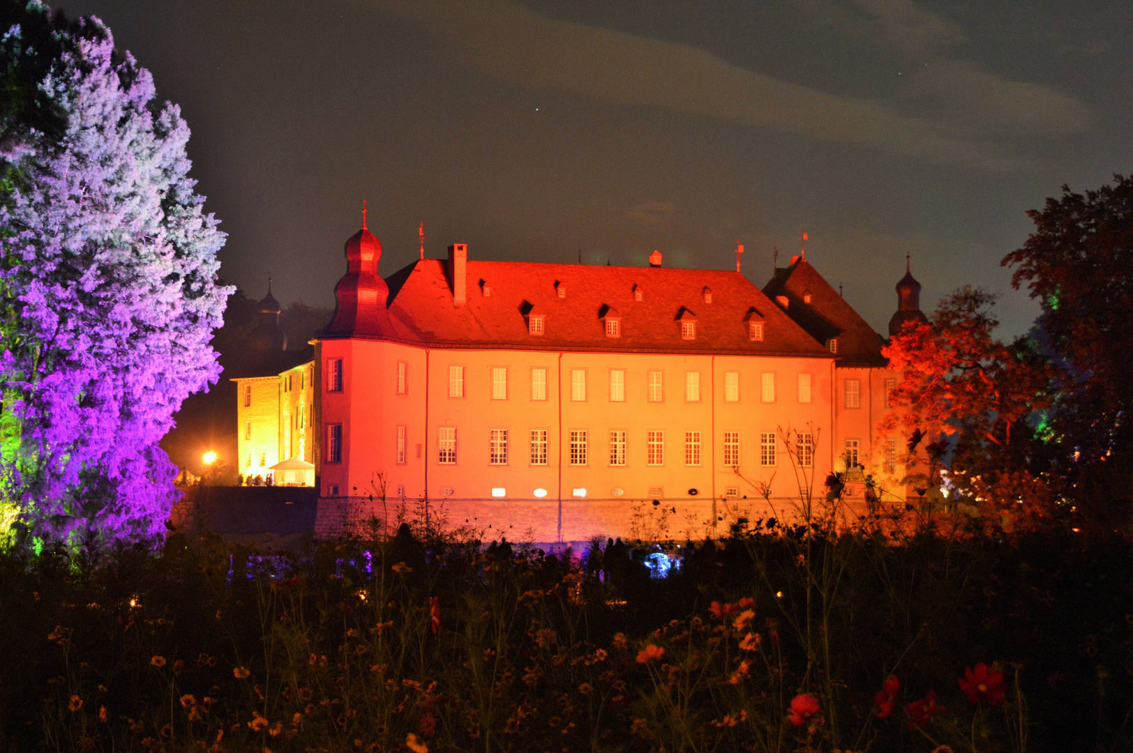 Illumina 2014 Schloss Dyck Front