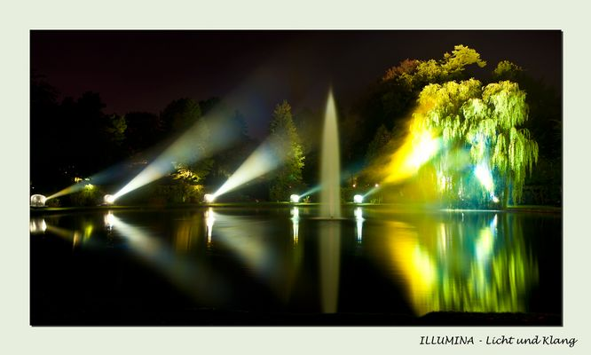 ILLUMINA - Licht und Klang