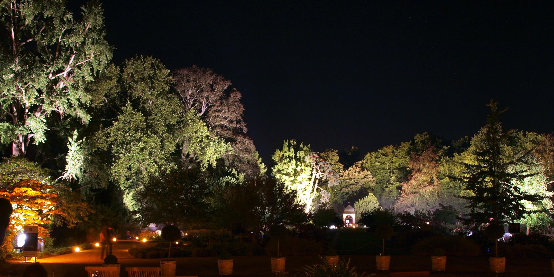Illumina Schloß Dyck 2012