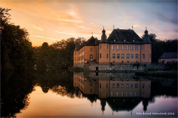 illumina Schloss Dyck - Poesie des Lichts 2016