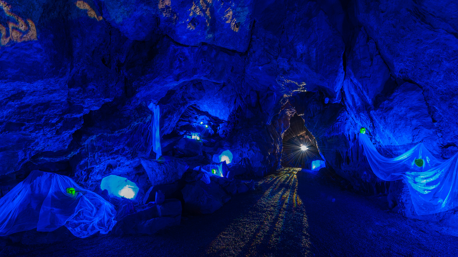 Illumination Dechenhöhle