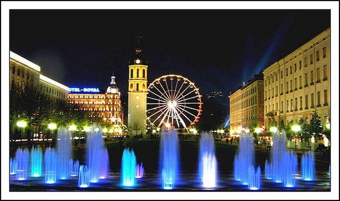 Illumination Lyon-1