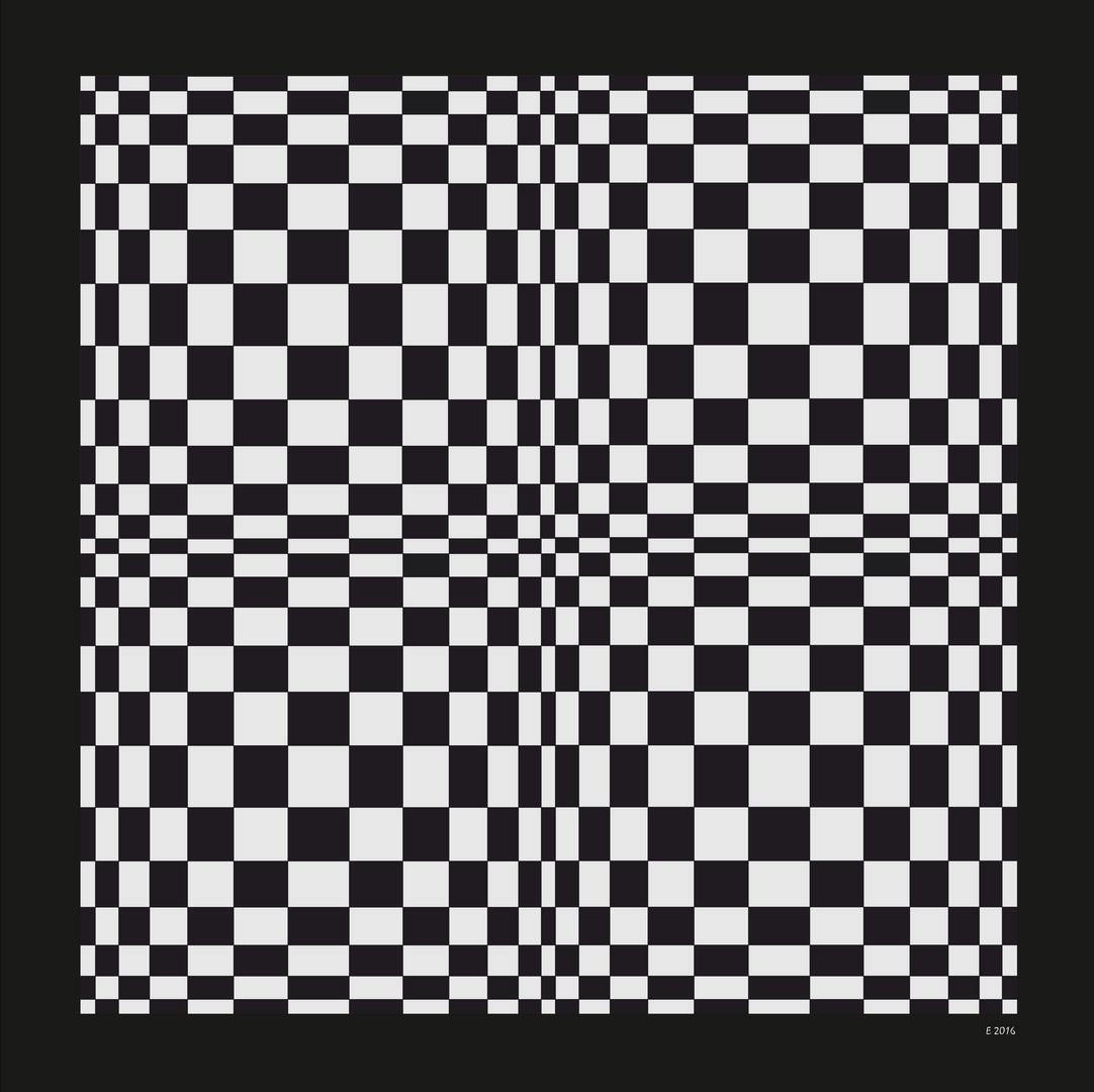 illusion in schwarz wei foto bild 2d grafik vektorart und pixelart kunstfotos bilder auf. Black Bedroom Furniture Sets. Home Design Ideas