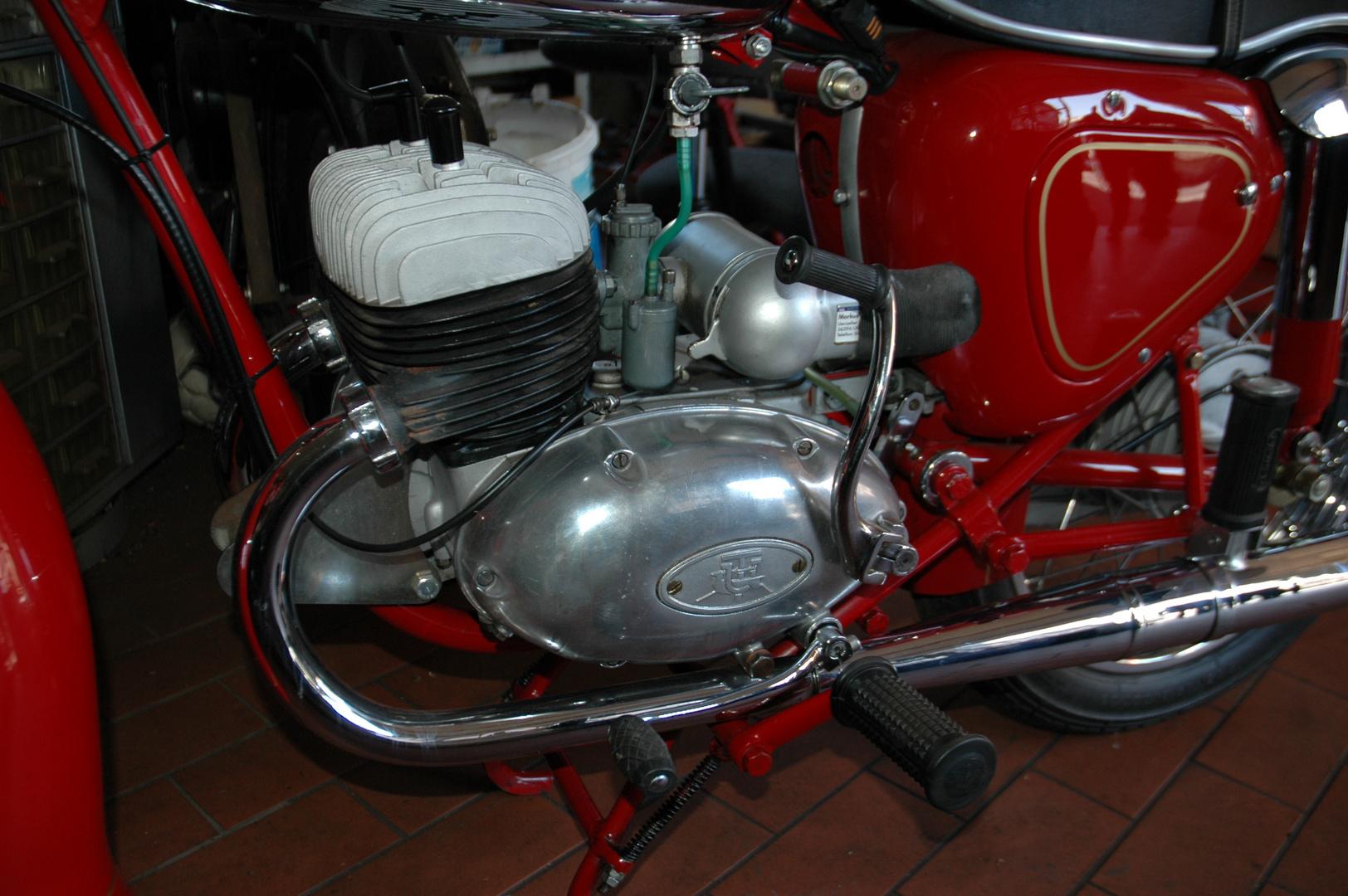ILO Motor