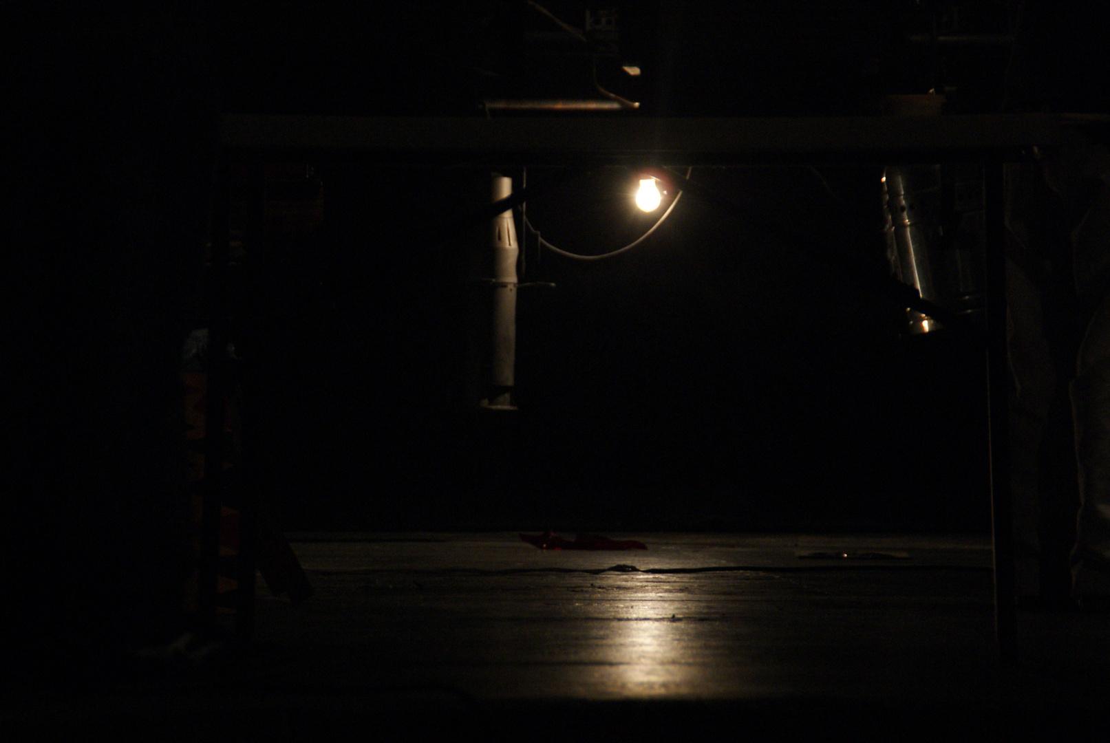 Iluminacion en el teatro