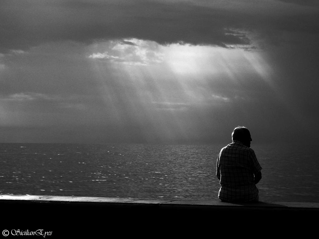 ILuminado en la soledad..