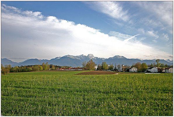 Im Alpenland