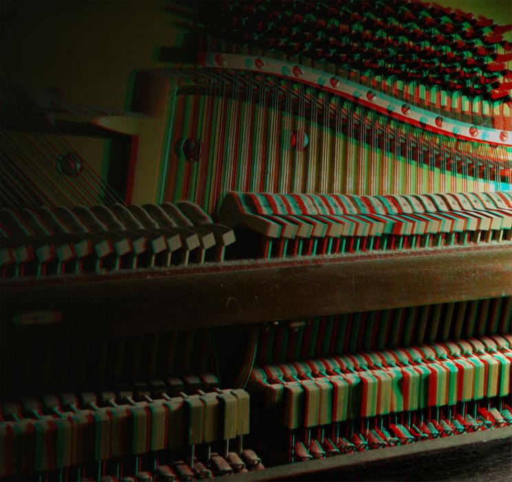 Im alten Klavier [3D]