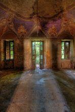 Im alten Schloss