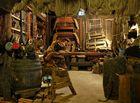 Im alten squero (Bootswerft)