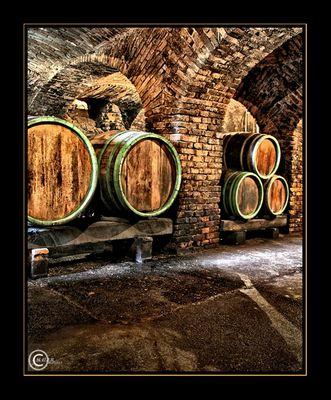 Im alten Weinkeller
