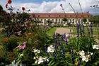 Im Ansbacher Hofgarten