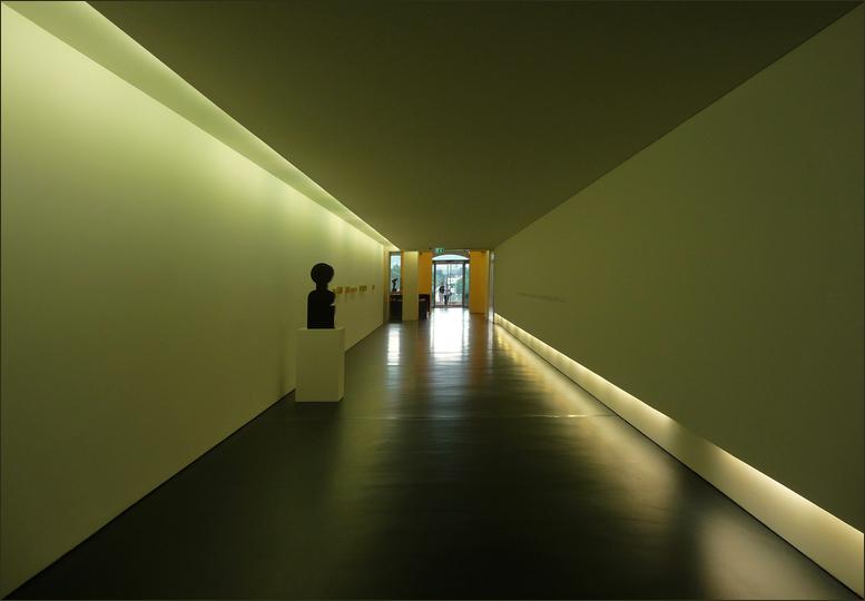 Im Arp Museum Rolandseck...