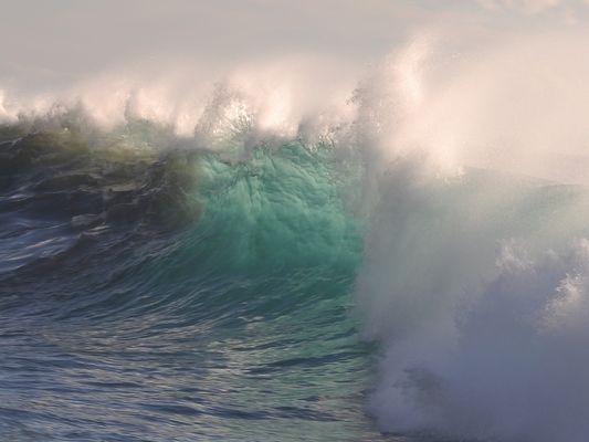 Im Auge der Welle