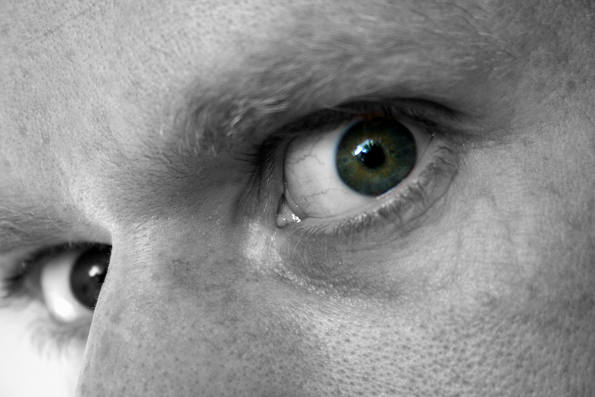 Im Auge des Betrachters....