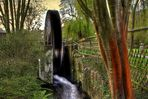 Im Bach da rauscht das Wasserrad