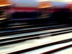 Im Bahnhof