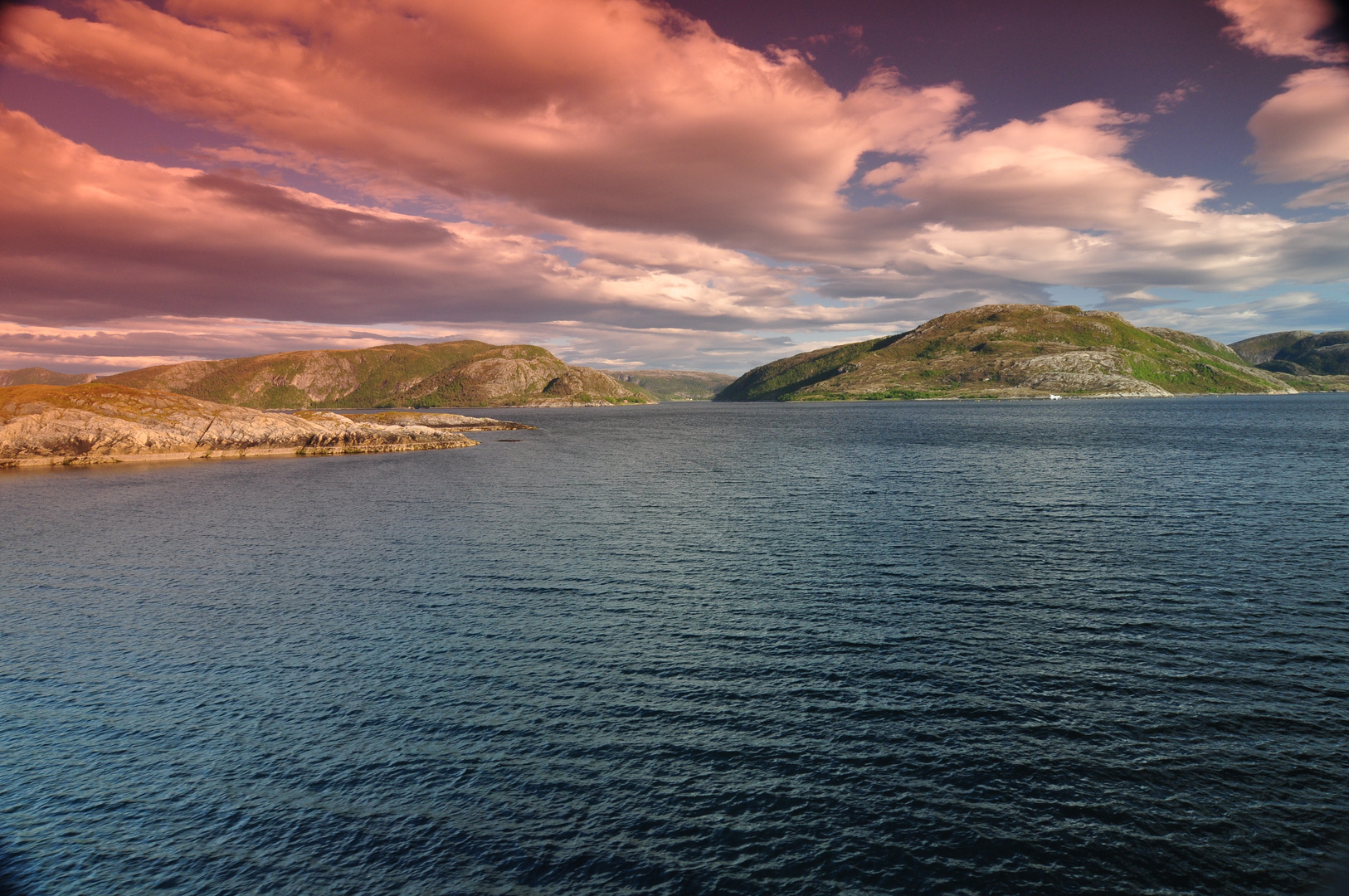 Im Banne der Fjorde