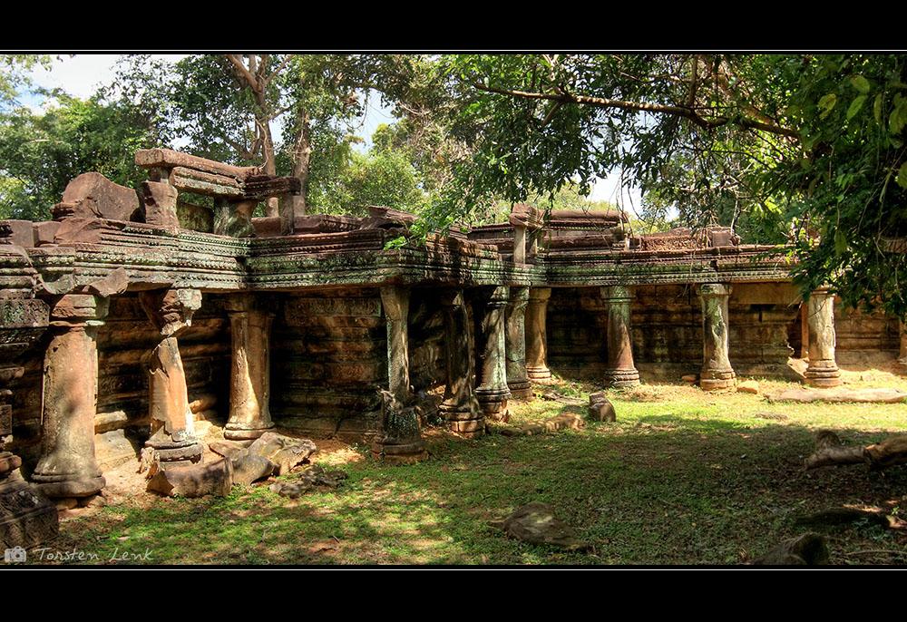 Im Banteay Somre Tempel