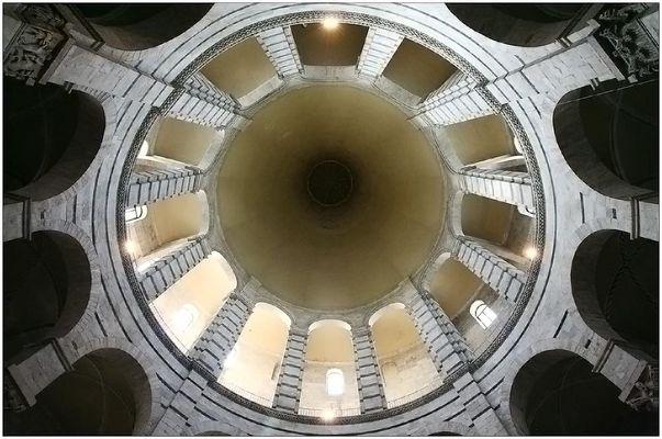 Im Baptisterium