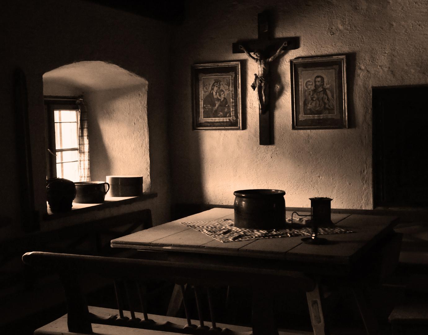 Im Bauernhausmuseum
