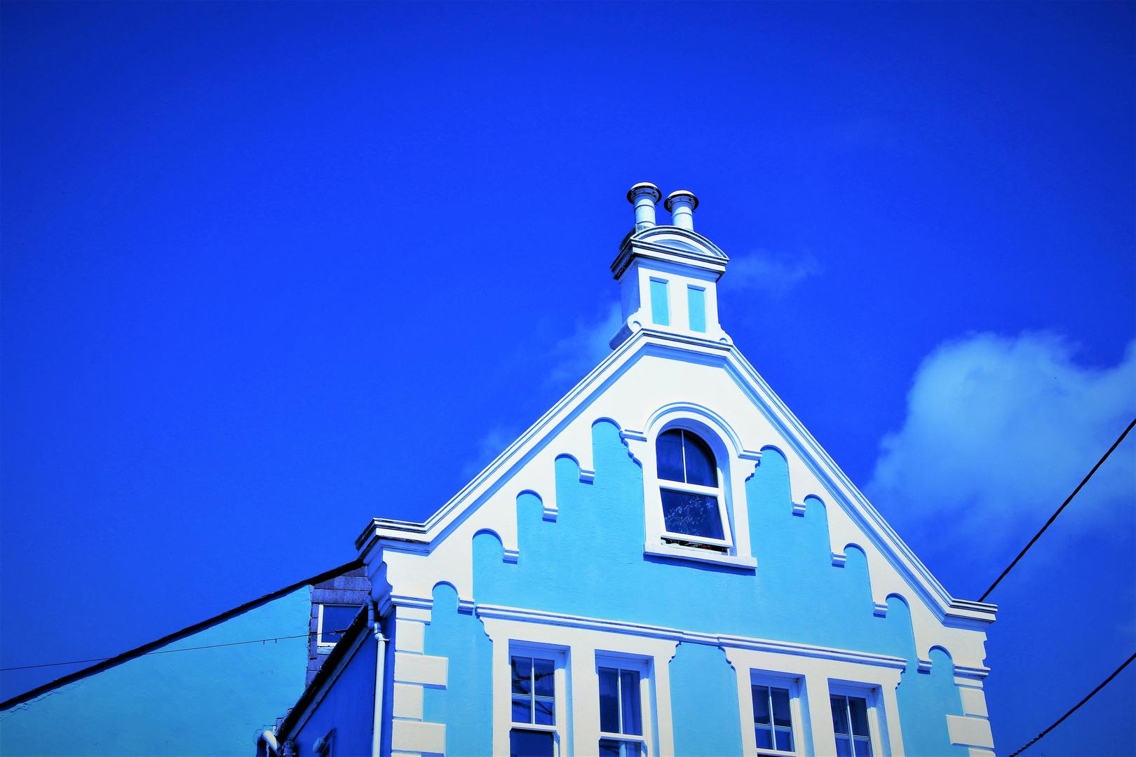 Im Blau