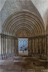 Im Blick - Details Sakralbauwerke (56) Hauptportal Dom St. Peter und St. Paul Naumburg