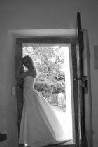 Im Brautkleid
