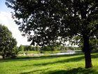 Im Britzer Garten in Berlin