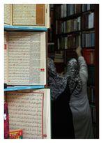 im Bücherbasar