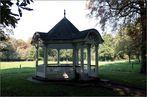 Im Bürgerpark - Gerdespavillon zum Ausruhen